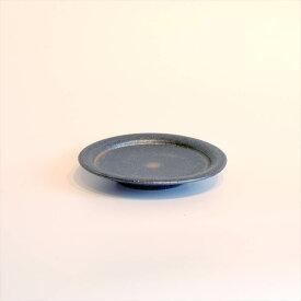 平皿3寸 黒 | 川端滝三郎商店