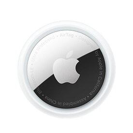 AirTag エアタグ 本体 1パック Apple アップル純正 紛失防止・忘れ物防止タグ Bluetooth 内蔵スピーカー ホワイト MX532ZP/A ◆メ