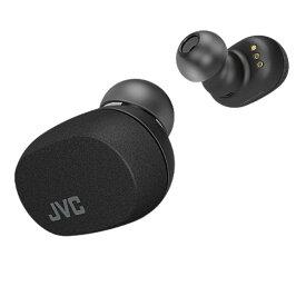 完全ワイヤレスイヤホン Bluetoothイヤホン JVC ケンウッド カナル型 5.5h連続再生(充電ケース併用時16.5h) 小型軽量 片耳5.8g チャコールブラック HA-LC50BT-B ◆宅