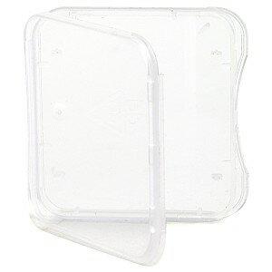 ◇ ノーブランド SDカードケース 収納に最適! 簡易包装バルク SD-CASE-BLK ◆メ