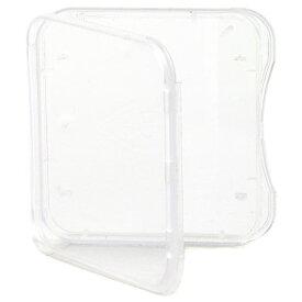 SDカードケース ノーブランド 収納に最適! 簡易包装バルク SD-CASE-BLK ◆メ