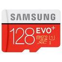 ◇ 【128GB】 Samsung サムスン microSDXCカード EVO Plus Class10 UHS-I R:最大80MB/s 海外リテール MB-...