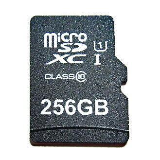 256GB microSDXCカード マイクロSD OEM供給品 (Phison Electronics社製) Class10 UHS-1 U1 R:90MB/s 東芝製NAND採用 ミニケース入り バルク MRSDXC-256GU ◆メ