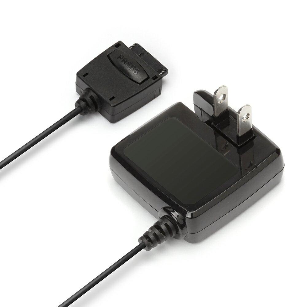 ケータイ用AC充電器 ガラケーやフィーチャーフォンの充電器 PGA iCharger au -WIN -CDMA用 1.5m PG-JUA953A ◆メ