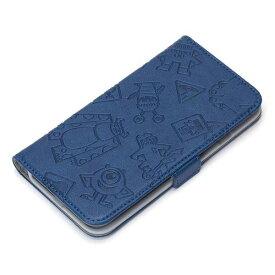 ケース iPhone8/7/6s/6 PGA Premium Style ディズニーフリップカバー モンスターズ・インク PG-DFP337MOI ◆メ