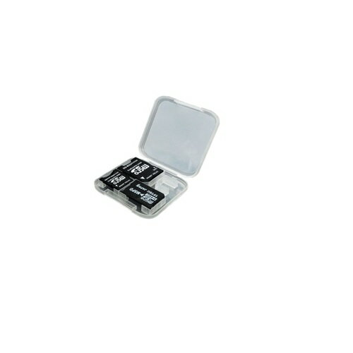 microSD 4in1アダプタセット TFTEC 変換名人 microSD(16GBまで)から様々なメモリーに変換 (SD/miniSD/MSPDへ変換) TF3AD ◆メ
