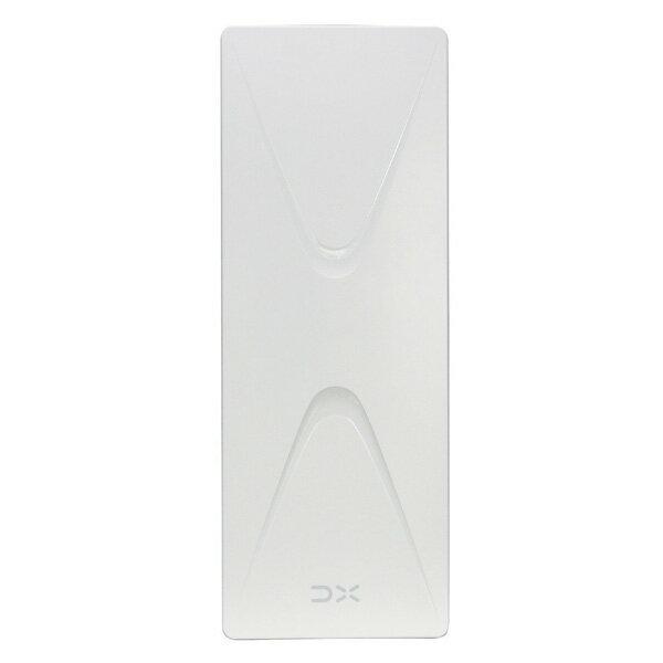 UHF地上デジタル平面アンテナ DXアンテナ デジキャッチ 20素子相当 家庭用 水平偏波用 小型・軽量 WEB専用モデル オフホワイト UH20A ◆宅
