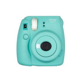 インスタントカメラ チェキ instax mini 8+(プラス) FUJIFILM フジフィルム ミント INS MINI 8PLUS MINT ◆宅