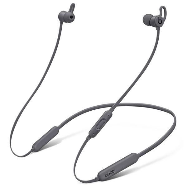 ◇ BeatsXイヤフォン Bluetoothワイヤレスイヤホン Beats by Dr.Dre iPhone・iPad用 充電用Lightningケーブル付 Siri対応 グレー MNLV2PA/A ◆宅
