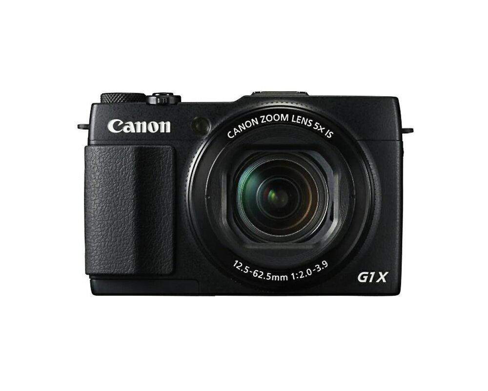 デジタルカメラ Power Shot G1 X Mark II Canon キヤノン 光学5倍ズーム F値2.0 DIGIC6 高画質 RAW記録可 9167B004 PSG1X MARKII ◆宅