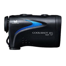 携帯型レーザー距離計 Nikon ニコン 測定範囲7.5〜590m ID Technology搭載 IPX4防水構造 COOLSHOT 40i LCS40I ◆宅