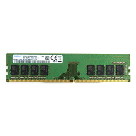 8GB Samsung サムスン純正 デスクトップPC用 DDR4-2666 PC4-21300 288Pin UDIMM non-ECC 1.2V バルク M378A1K43CB2-CTD ◆メ