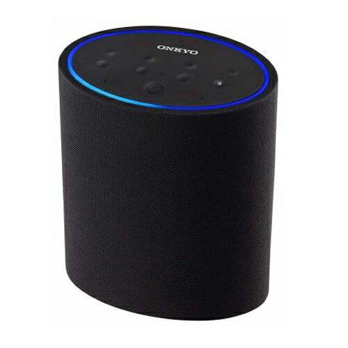 スマートスピーカー P3 ONKYO オンキョー Amazon Alexa搭載 DTS Play-Fi対応 ブラック VC-PX30(B) ◆宅