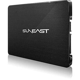 512GB SSD 内蔵型 SUNEAST サンイースト TLC 2.5インチ 7mm厚 SATA3 6Gb/s R:530MB/s W:500MB/s SE800-512GB ◆メ