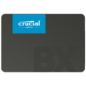 1TB SSD 内蔵型 Crucial クルーシャル BX500 3D NAND 2.5インチ 7mm厚 SATA3 6Gb/s R:540MB/s W:500MB/s 1.0TB 海外リテール CT1000BX500SSD1 ◆メ