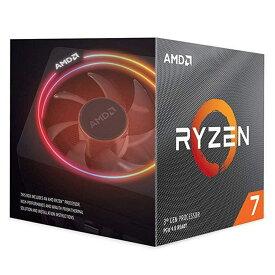 AMD Ryzen 7 3700X with Wraith Prism cooler 3.6GHz 8コア/16スレッド 36MB 65W SocketAM4 第3世代Ryzen CPU 並行輸入品 100-100000071BOX ◆宅