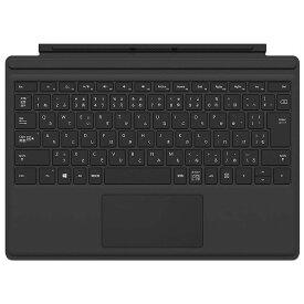 Surface Pro用キーボード付きカバー タイプカバー Microsoft マイクロソフト 純正品 バックライト搭載 日本語配列 ブラック FMM-00019 ◆宅