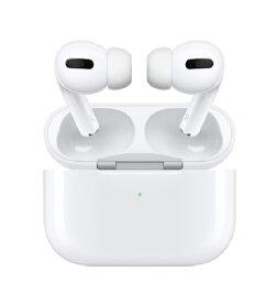 Bluetoothイヤホン AirPods Pro エアーポッズプロ Apple アップル ノイズキャンセリング搭載 外部音取り込みモード 左右分離型 ホワイト MWP22J/A ◆宅