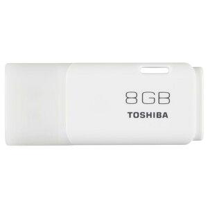 8GBUSBメモリーTOSHIBA東芝TransMemoryTNU-AシリーズUSB2.0キャップ式ホワイトバルクTNU-A008G-BLK◆メ
