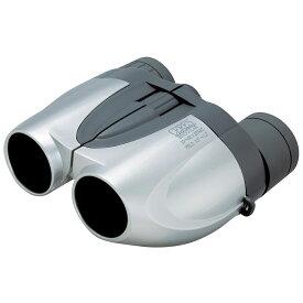 双眼鏡 10-50倍ズーム 27口径 CERES 10-50x27MC-S Kenko ケンコー・トキナー ポロプリズム式 レンズクロス付 シルバー CR05 ◆宅