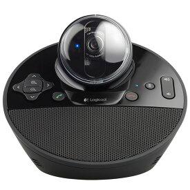 ウェブカメラ カンファレンスカム ビジネス向け Logitech ロジテック 高画質1080p USB接続 並行輸入品 ブラック BCC950 ◆宅