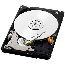 1TB 2.5インチ内蔵用HDD WesternDigital ウェスタンデジタル WD Blue SATA6.0Gbs 5400rpm 128MB 7mm厚 1000GB バルク WD10SPZX ◆メ