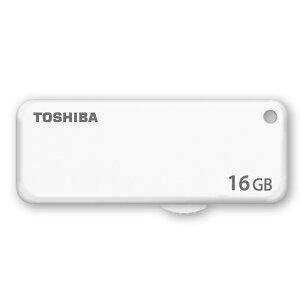 16GBUSBメモリUSB2.0TOSHIBA東芝TransMemoryUKB-2AシリーズU203スライド式ホワイトバルクUKB-2A016GW-BLK◆メ