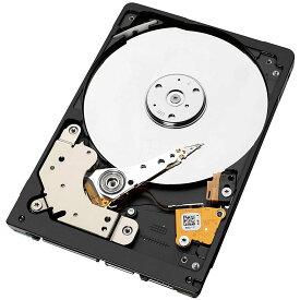500GB 2.5インチ内蔵用HDD Seagate シーゲート SATA6.0Gbs 5400rpm 32MB 7mm厚 バルク ST500VT001 ◆メ