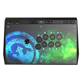アーケードコントローラー GameSir C2 アーケード ジョイスティック 三和電子製ボタン PS4/Switch/XboxOne/PC/Android対応 GAMESIRC2 ◆宅