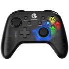 モバイルゲーミングコントローラー 有線無線両対応 GameSir T4 Pro 無線2.4GHz/Bluetooth両対応 充電式 6軸ジャイロセンサー 振動 連射機能 GAMESIRT4PRO ◆宅