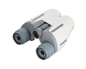 双眼鏡 15-60倍ズーム 28口径 Kenko ケンコー・トキナー V-TEX ポロプリズム式 15-60×28MC ホワイト VT-1560 ◆宅