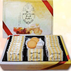 【神戸寶楽庵】神戸北野街路カマンベールチーズクッキー(小)