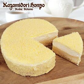 ダブルチーズケーキ 直径12cm 送料無料 オリジナ ふわふわ 冷凍 日持ち ギフト 自宅用 プレゼント レアチーズケーキ ベイクドチーズ お祝い 誕生日 ホールケーキ