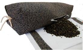 そばがら枕 大型90cm(75x18x17)蕎麦がらの出し入れ便利なファスナー付き幅90センチの坊主枕薬品未使用厳選そば殻使用日本製