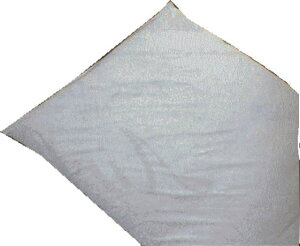 敷布団カバージュニアー用 介護用布団カバー90×190cm綿100%防縮白生地日本製