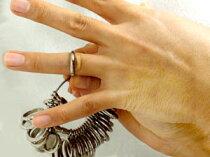 【あす楽】即日配送リングゲージ指輪指のサイズを測る簡単で正確1号から30号まで測れる便利なリングゲージ【楽ギフ_包装】【RCP】05P13Dec13_m