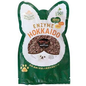 獣医師監修 やわらかい ごはん おやつ エゾ鹿フレーク mamafoods 鹿肉 犬 猫 蝦夷鹿 無添加 無着色 国産 たもぎ茸配合 植物発酵酵素 健康 安心 安全 JAN:4560225774026 ヘルシーアニマルズ (HEALTHY ANIMAL