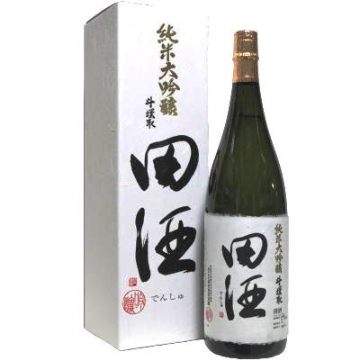 【タイムセール】【H29年】田酒 純米大吟醸斗瓶取 1800ml