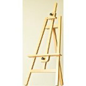 【イーゼル クレサン】画材 室内用 デッサンイーゼル 木製 けやき 150S (ナチュラル) W600mmxH1670mm