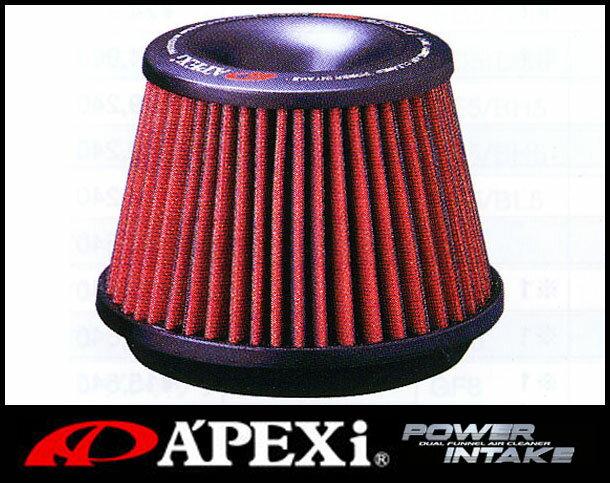 アペックス パワーインテーク専用 交換用エレメント ブラック 品番:500-A021 A'PEXi POWER INTAKE Spare Element