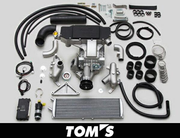 【 TOYOTA 86 (ハチロク) DBA-ZN6 / FA20用 】 トムス ハイパーコンプレッサーキット 品番コード: 13600-TZN60 ( TOM'S HYPER COMPRESSOR KIT for 86 ZN6 )