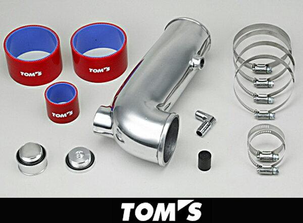 【 TOYOTA 86 (ハチロク) DBA-ZN6 / FA20用 】 トムス サクションパイプキット 品番コード: 17880-TZN60 ( TOM'S Exhaust System Barrel )