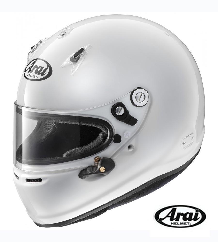 【 サイズ XL 】 アライ ヘルメット GP-6 8859 四輪車レース用 FIA8859規格ヘルメット (Arai HELMET)