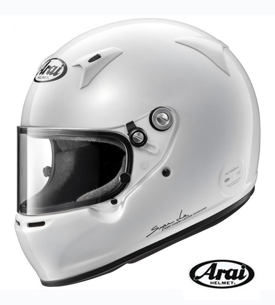 【 サイズ M 】 アライ ヘルメット GP-5W 8859 四輪車レース用 FIA8859規格ヘルメット (Arai HELMET)