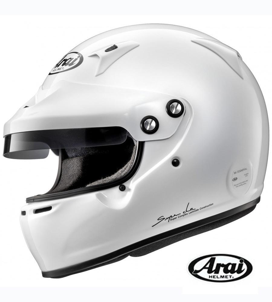 【 サイズ XL 】 アライ ヘルメット GP-5WP 8859 四輪車ラリー用 FIA8859規格ヘルメット (Arai HELMET)