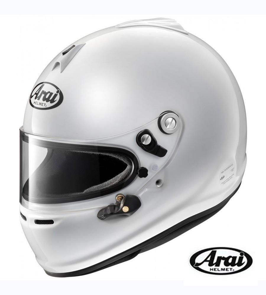 【 サイズ L 】 アライ ヘルメット GP-6S 8859 四輪車レース用 FIA8859規格ヘルメット (Arai HELMET)