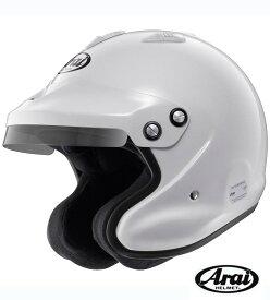 【 サイズ XL / カラー 白 】 アライ ヘルメット GP-J3 8859 四輪車ラリー用 FIA8859規格ヘルメット (Arai HELMET)