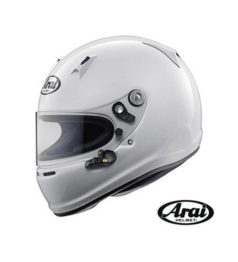 【 サイズ 57-58cm 】 アライ ヘルメット SK-6 PED カートレース用 SNELL K規格ヘルメット (Arai HELMET)