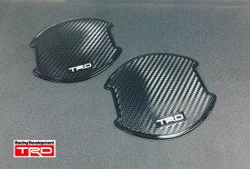 【 TOYOTA 86 (ハチロク) ZN6 / FA20用 】 TRD ドアハンドルプロテクター 品番: MS010-00018 (TRD PERFORMANCE PARTS)