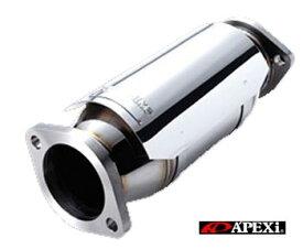 【 ランサーエボリューションVIII, IX GH-CT9A / 4G63(5MT車)用 】 アペックス スーパー キャタライザー コードNo. 149-M008 (APEXi SUPER CATALYZER)